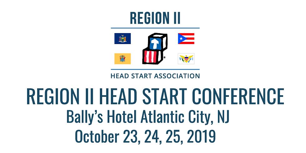 Region 2 Head Start Association Conference Single Registration