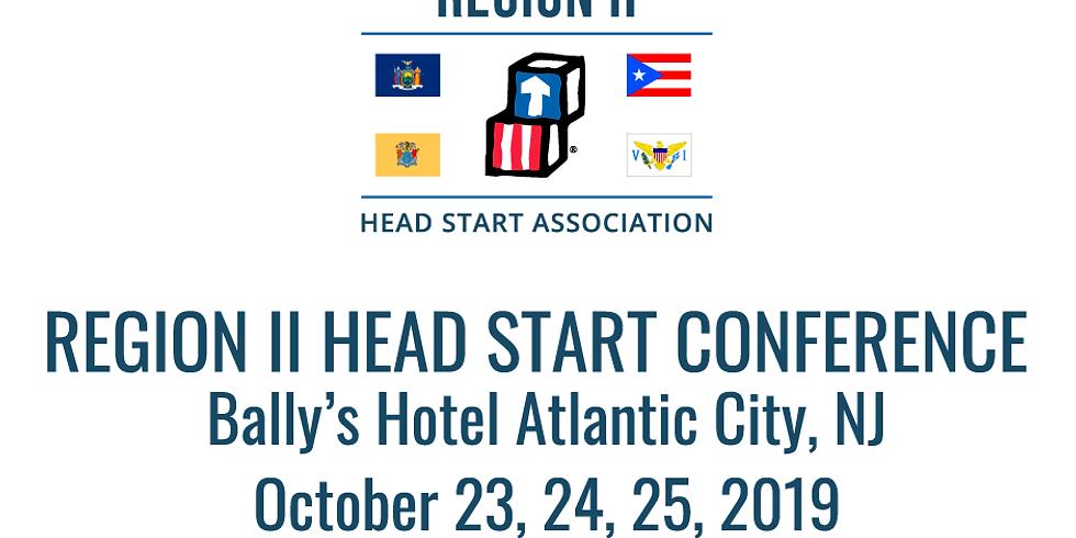 Region 2 Head Start Association Conference Vendor Form