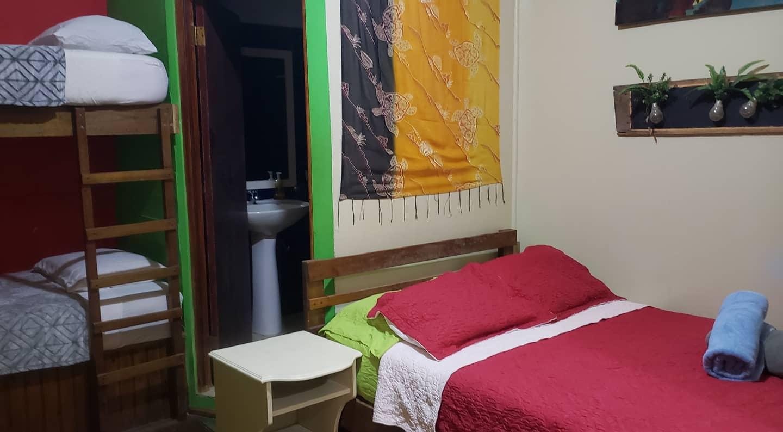 Habitación nº 6 hasta 4 personas