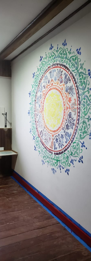 mandala habitación 2