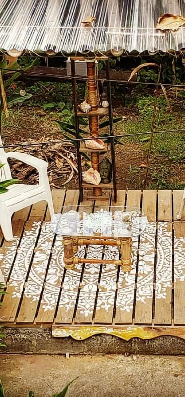 Nuestro Chill Out en el jardín