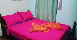 Habitación nº7, 2 camas dobles + 1 cama