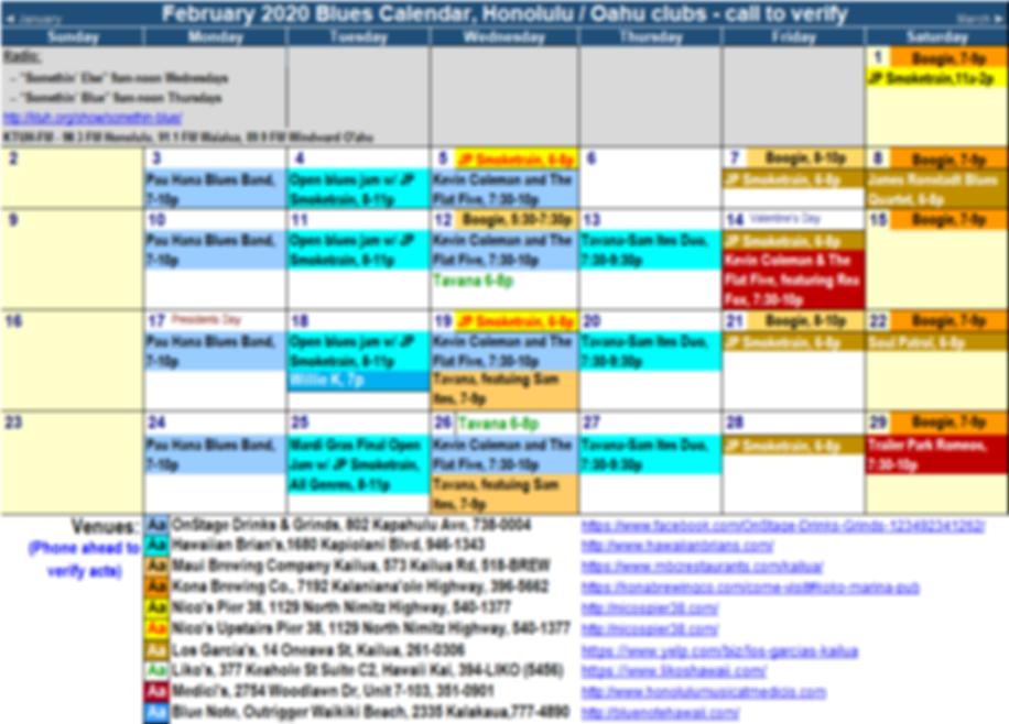 Hawaii Blues Calendar 2020 02 Feb.png