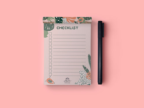 Bloco Checklist