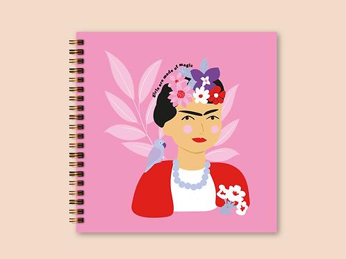 Álbum Scrapbook Boss Lady