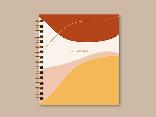 Planner Abstrato Confy