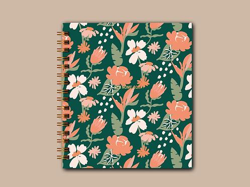 Planner Flores Silvestres