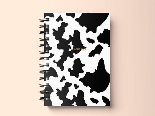 Agenda 2021 Cow Print