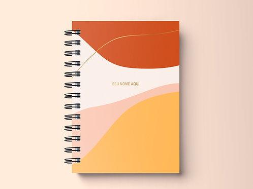 Agenda 2021 Abstrato Comfy