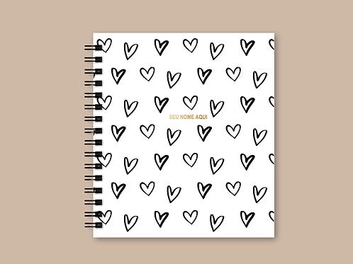 Planner Heart