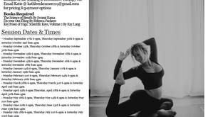 August Events and Yoga Teacher Training