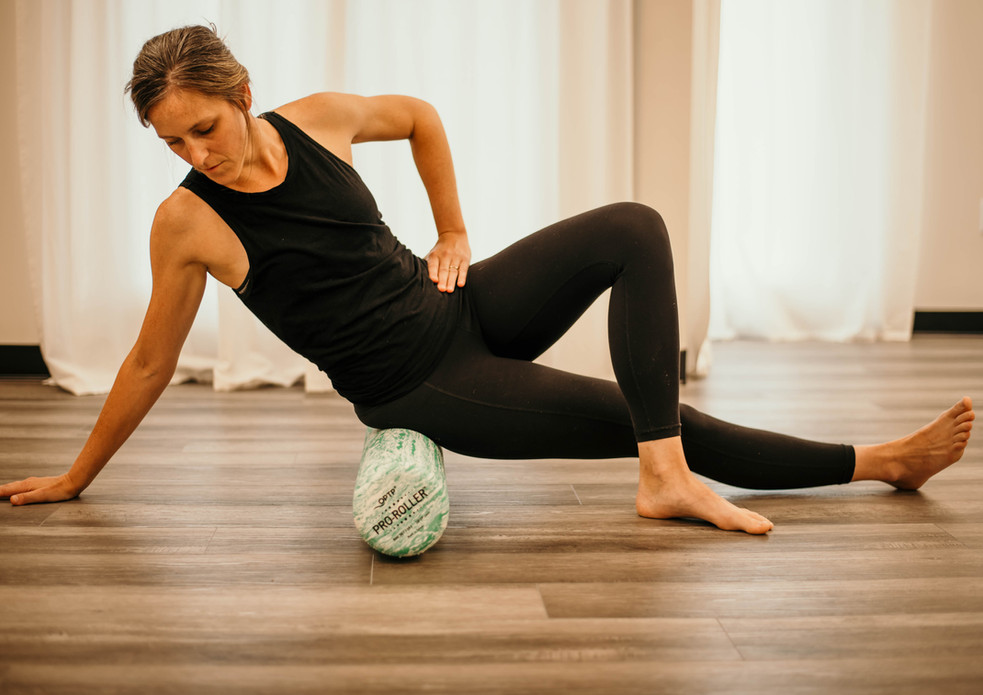 Core Fitness - Plank Progressions with Becca Ellis - 40 minutes