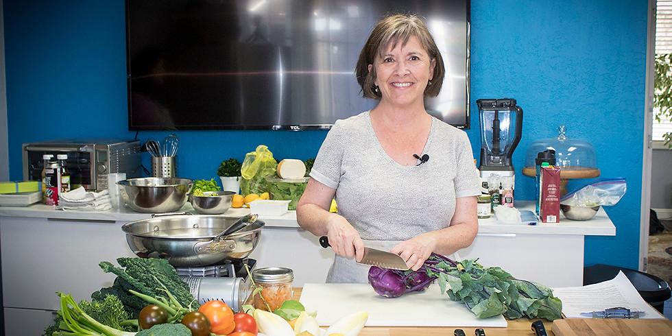 Simple Spring Cooking Methods: Seasonal Vegetables