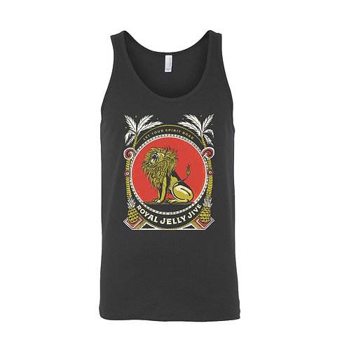 Tank - Let Your Spirit Roar (Unisex)