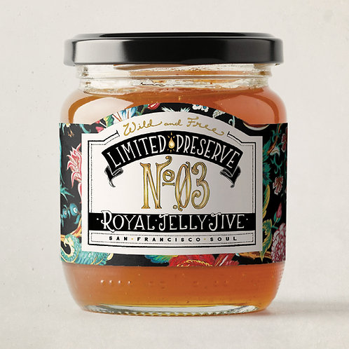"8 oz. Jelly with Download - ""Limited Preserve No. 3"""