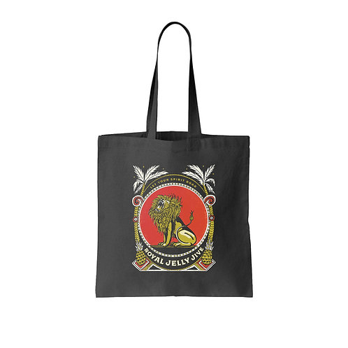 Tote Bag / Vinyl Carrier - Let Your Spirit Roar