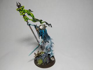 Guardián de almas con lámpara de pesadillas