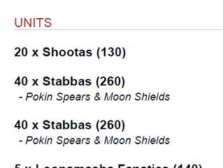 Listas 1000 puntos