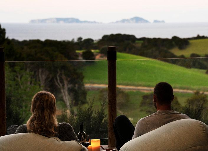 Matapouri Glamping Relaxation