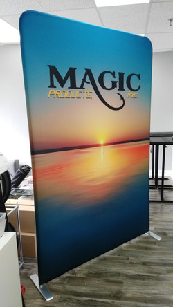 Fabric Tension Banner Stand