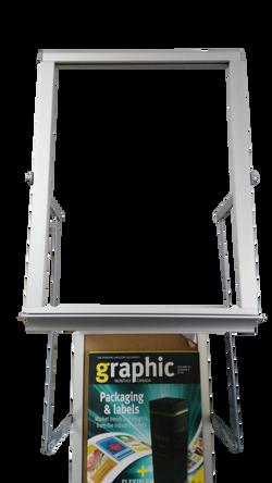 Clear Acrylic Shelves