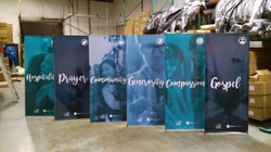 X-Tension Banner Stands