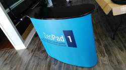 Portable Pop Up Counter
