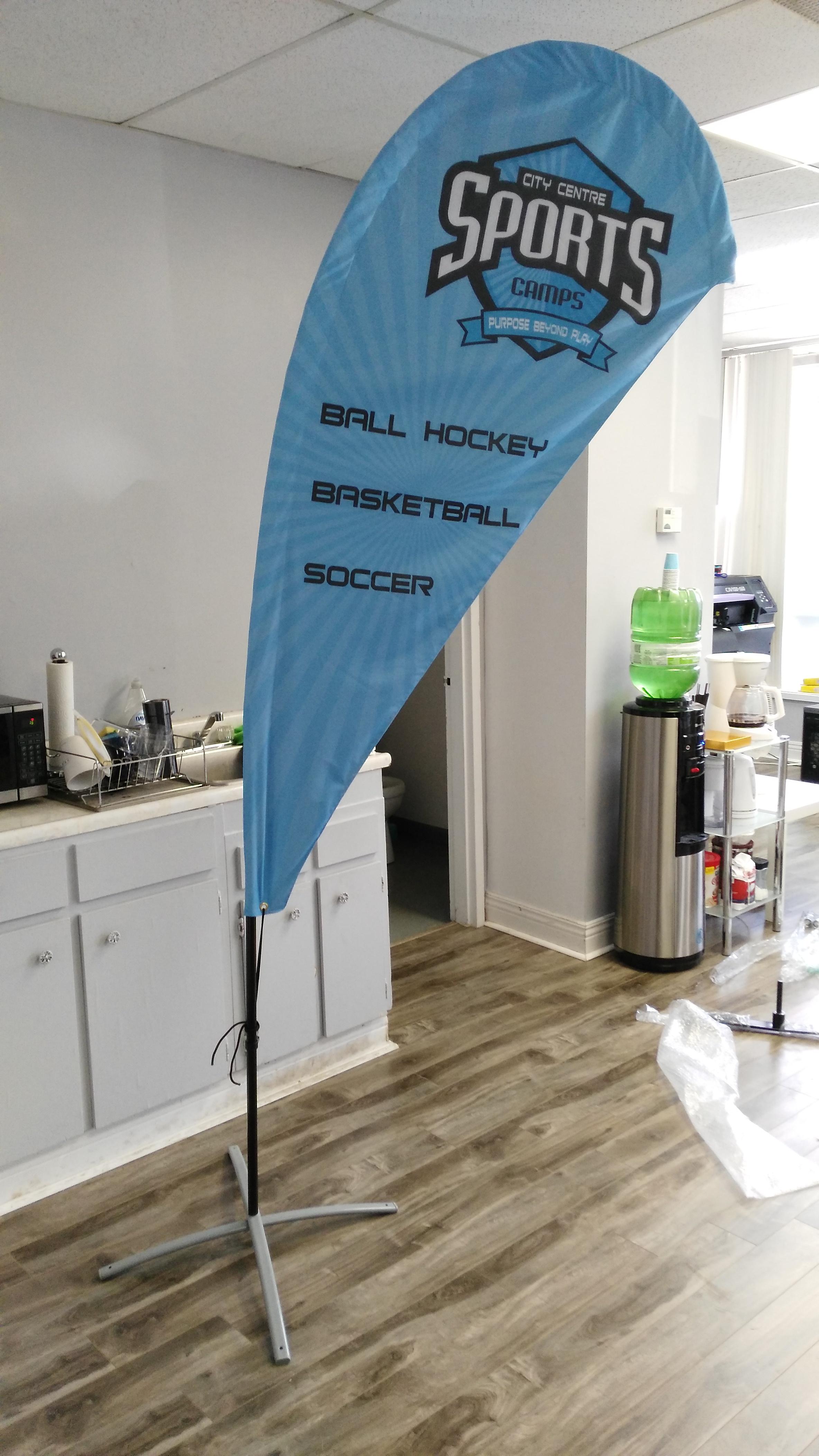 Custom Banner Flag