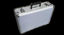 Premium hard case for easy travel