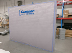 Fabric Tension Pop Up Display