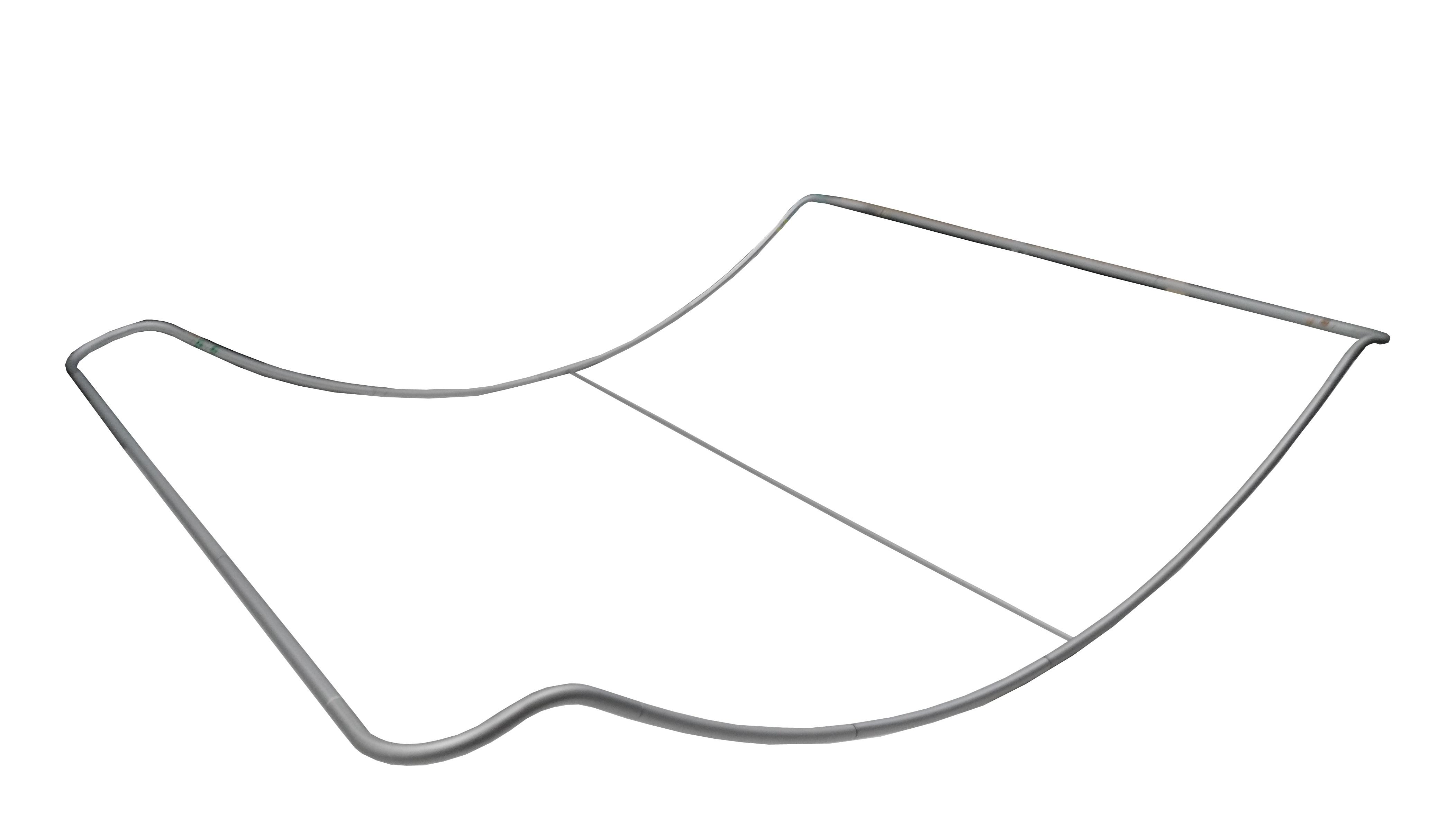 Curved Frame