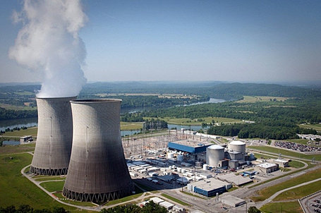 watts bar nuclear plant - Nuclear Power Plant Engineer Sample Resume