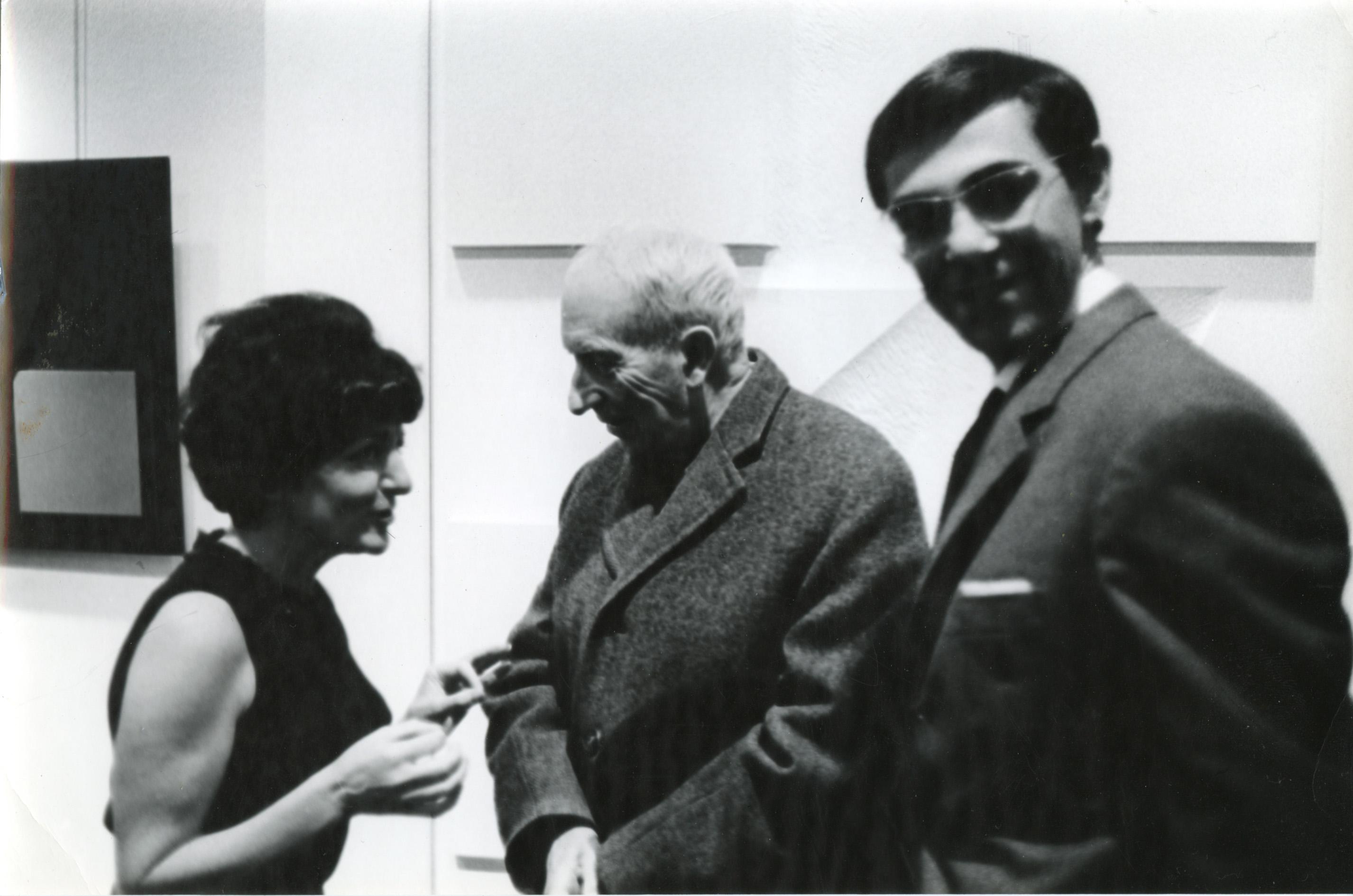 Gallerie Denise Rene. 1963