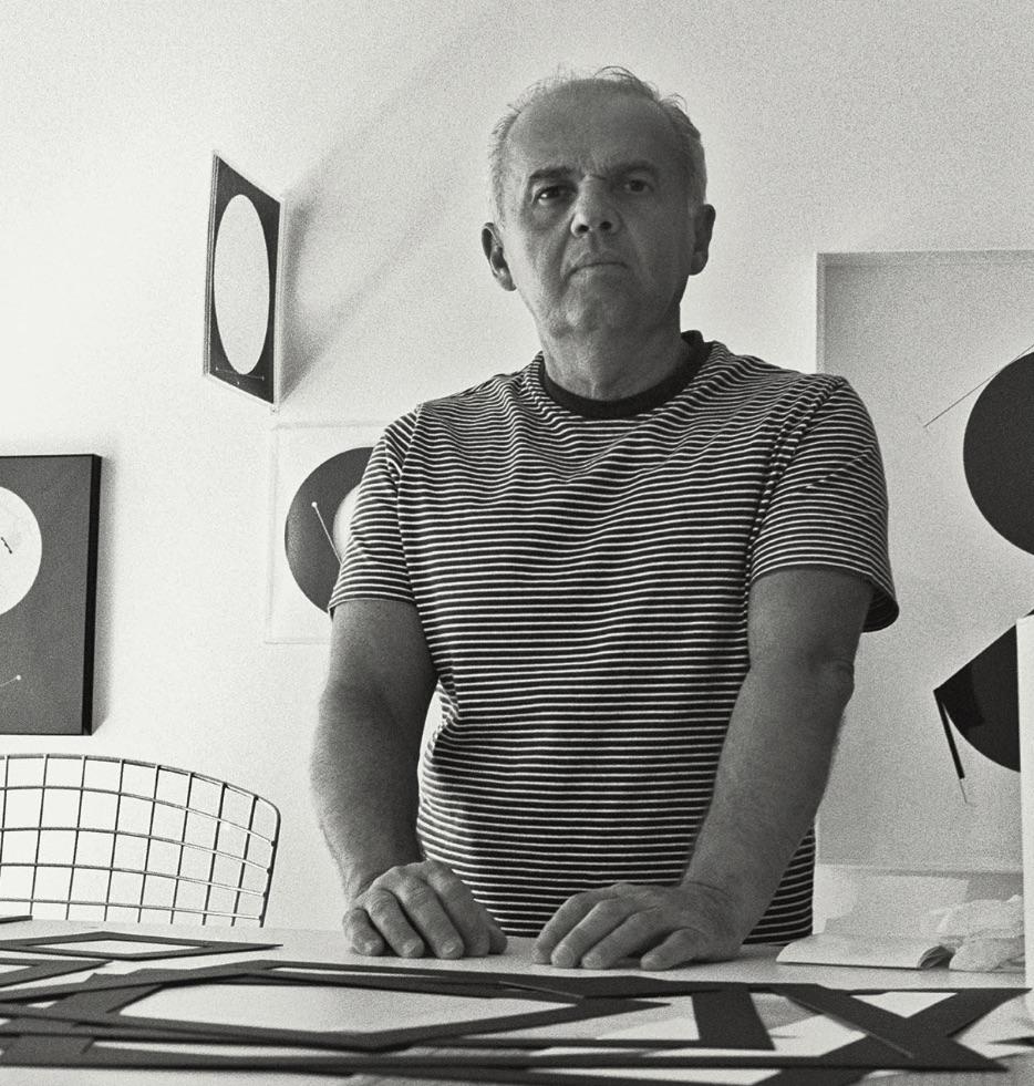 Macaparana in his studio SP