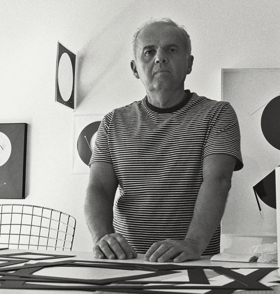 Macaparana at his estudio. Sao Paulo.