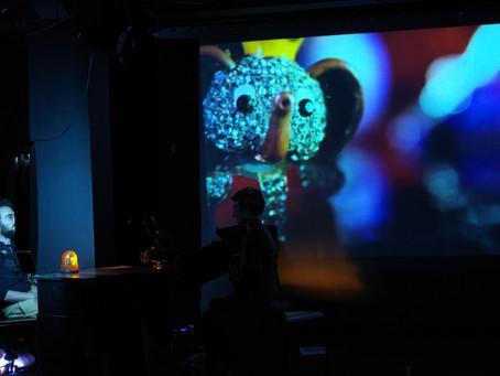 Commissioning a digital piece for a new Fringe landscape
