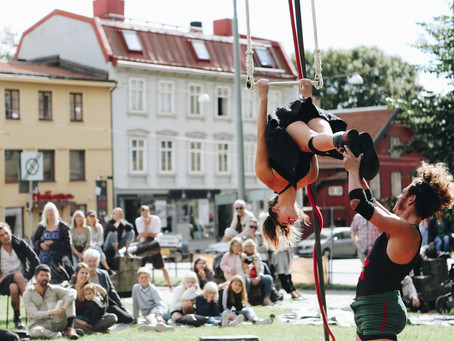 Want to perform at Gothenburg Fringe 2019?
