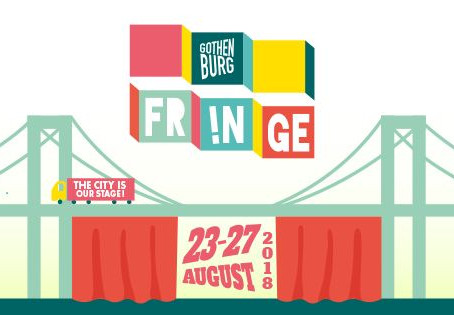 Presenting the first shows of Gothenburg Fringe 2018