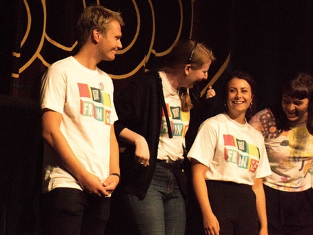 Join the team! Volunteers wanted for Gothenburg Fringe 2019