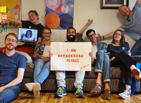 World Fringe Day celebrations