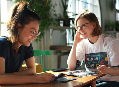 Volunteer with Gothenburg Fringe