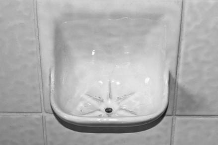 soap dish, 2015