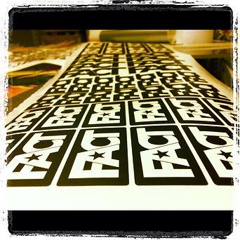 Especialistas en la impresión de adhesivos