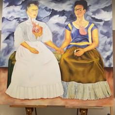 Two Fridas