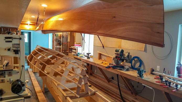 042 - Lifting hull to remove jig.jpg