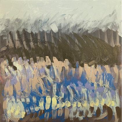 Claire Oxley, Borage and Grasses