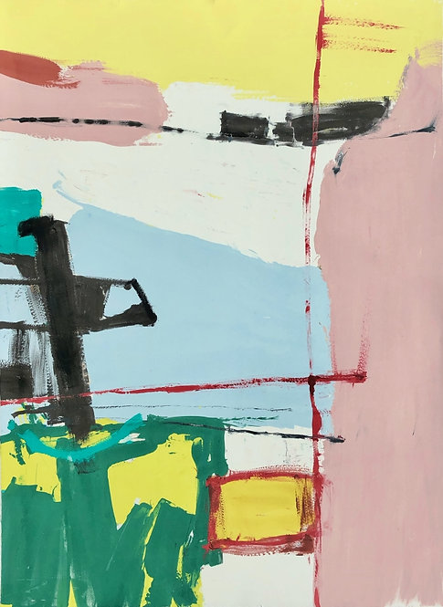 Iona Stern, Crossways