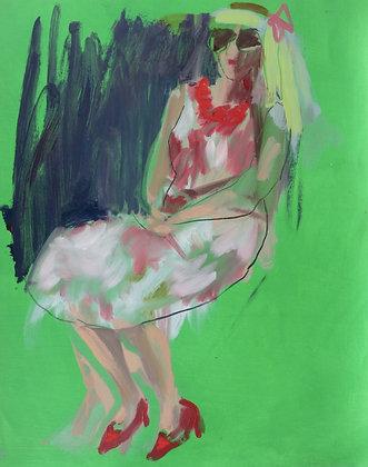 Sophie Bartlett, Green moment II