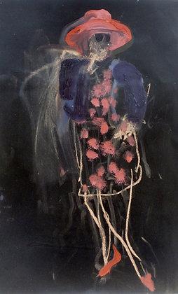 Sophie Bartlett, Spotty dress