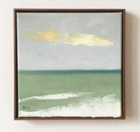 Bess Harding The Light Fantastic framed.